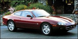 Used 1999 Jaguar XK8