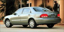 Used 1999 Mazda 626 ES