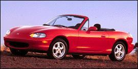 Used 1999 Mazda MX-5 Miata