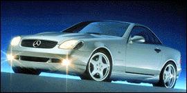 Used 1999 Mercedes-Benz SLK230 Kompressor