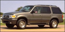 Used 1999 Mercury Mountaineer