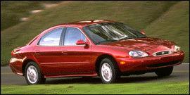 1999 Mercury Sable LS