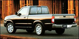 Used 1999 Nissan Frontier
