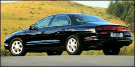 Used 1999 Oldsmobile Aurora Base