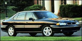 Used 1999 Pontiac Bonneville SE