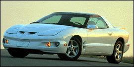 Used 1999 Pontiac Firebird Trans Am