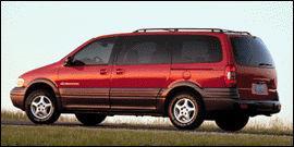 Used 1999 Pontiac Montana SE