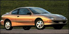 Used 1999 Pontiac Sunfire SE