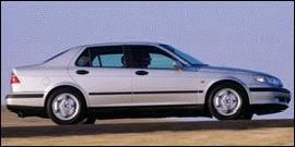 Used 1999 Saab 9-5 SE