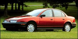 Used 1999 Saturn SL 2