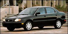 Used 1999 Suzuki Esteem