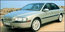 Used 1999 Volvo S80 T6