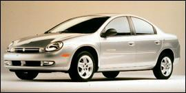 Used 2000 Dodge Neon Highline