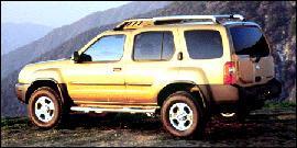 Used 2000 Nissan Xterra