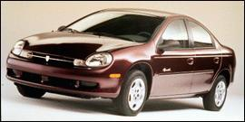 Used 2000 Plymouth Neon Highline