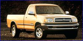 Used 2000 Toyota Tundra Limited