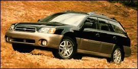Used 2000 Subaru Outback