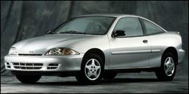 Used 2000 Chevrolet Cavalier Base
