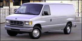Used 2000 Ford E150 Commercial
