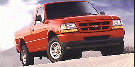 Used 2000 Ford Ranger XLT