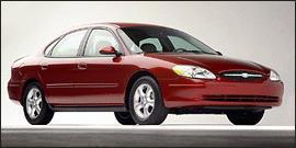 Used 2000 Ford Taurus