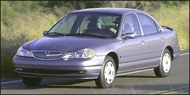 Used 2000 Mercury Mystique GS