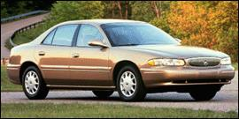 Used 2000 Buick Century Custom