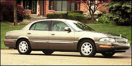 Used 2000 Buick Park Avenue Base