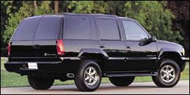 Used 2000 Cadillac Escalade 4WD