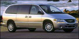 Used 2000 Chrysler Town & Country Limited