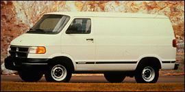 Used 2000 Dodge Ram Van 3500