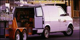 Used 2000 Chevrolet Astro 111 WB