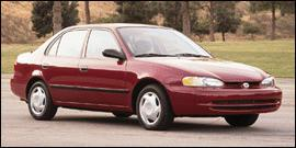 Used 2000 Chevrolet Prizm Base