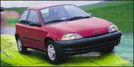 Used 2000 Chevrolet Metro LSi
