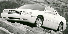 Used 2000 Cadillac Eldorado ETC