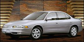 Used 2000 Oldsmobile Intrigue GLS