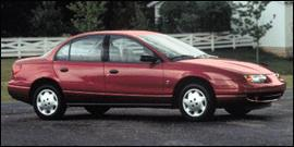 Used 2000 Saturn SL 2