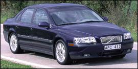 Used 2000 Volvo S80 4DR SDN 2.9 AT