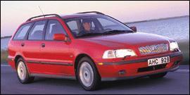Used 2000 Volvo V40