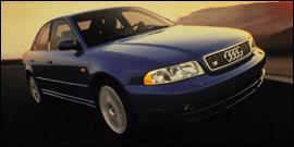 Used 2000 Audi S4 quattro