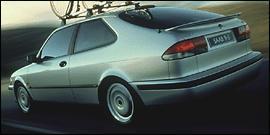 Used 2000 Saab 9-3 SE