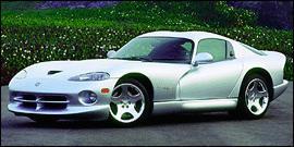 Used 2000 Dodge Viper GTS