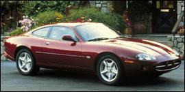 Used 2000 Jaguar XK8