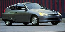 Used 2000 Honda Insight