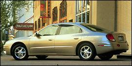 Used 2001 Oldsmobile Aurora 3.5