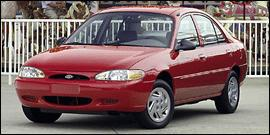 Used 2000 Ford Escort Base