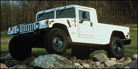 Used 2000 Am General Hummer Wagon