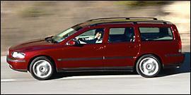 Used 2001 Volvo V70 XC