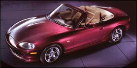 Used 2000 Mazda MX-5 Miata
