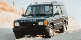 Used 2000 Land Rover Discovery Series II